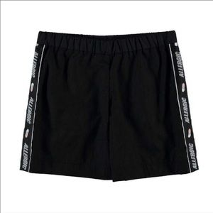 CAROLINE BOSMANS B-CELL BLACK SHORTS